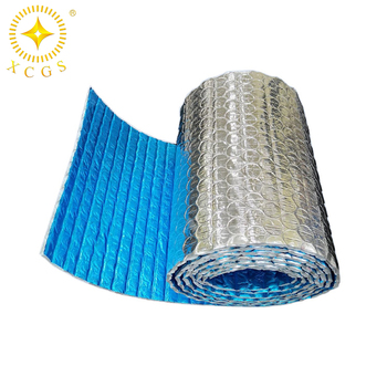 Reflective Bubble Foil Insulation/Radiant Barrier Foil/Thermal Insulation
