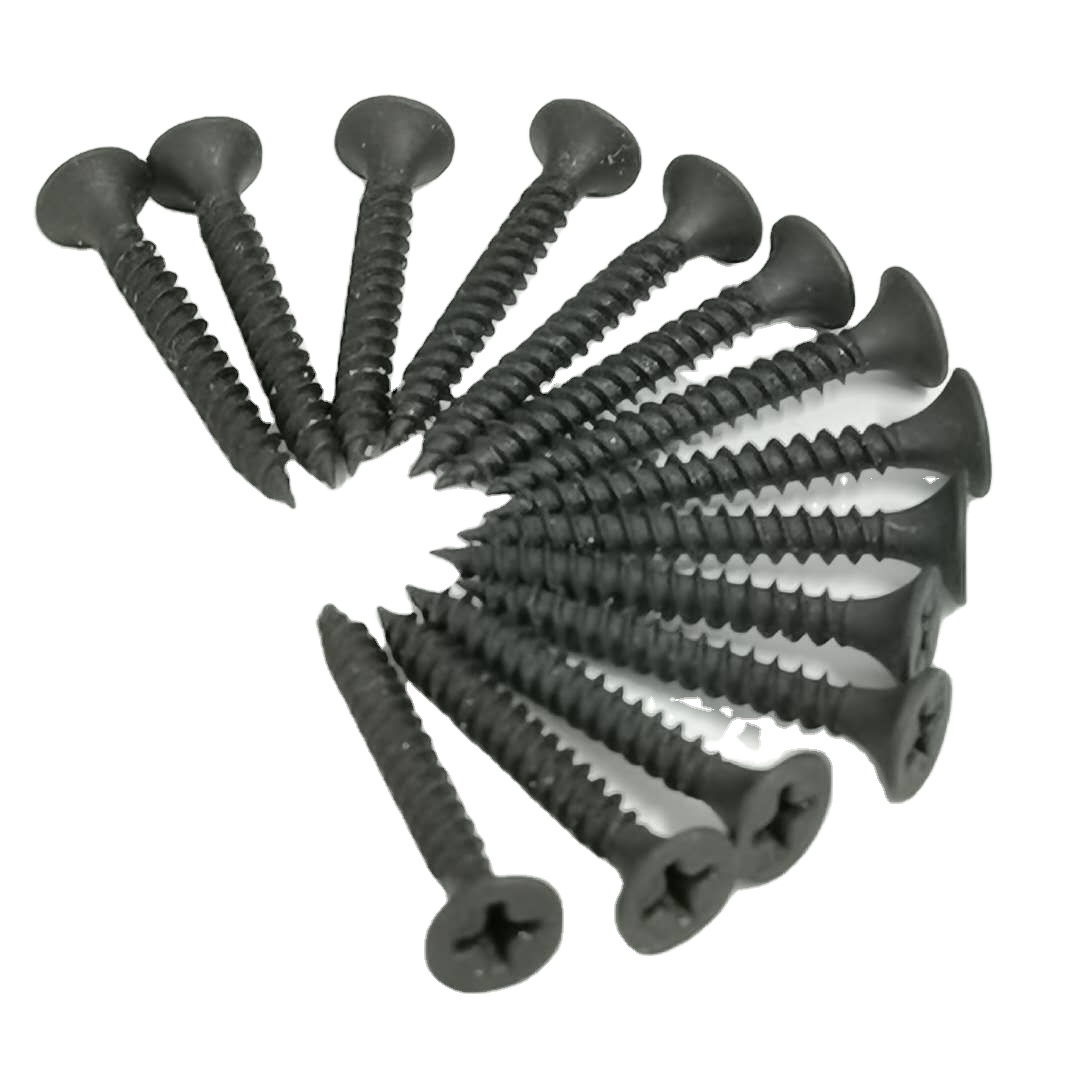 Flat head Phosphating <strong>drywall</strong> tapping Precision <strong>Screws</strong> <strong>C1022</strong> China Factory price torx <strong>screw</strong>