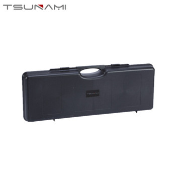 Tsunami light duty plastic rifle case with foam (B85)
