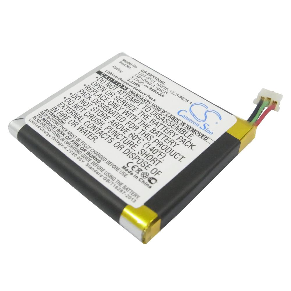 Battery Replacement for <strong>sony</strong> ericsson E10i Xperia <strong>X10</strong> Mini 1227-8001.10W16 1228-9675.1 1421-0953.1 10W35
