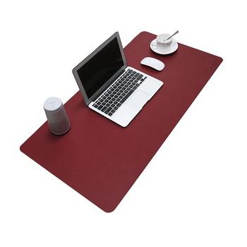Bubm Custom Full Pu Computer Desk Writing Mat Protector ...