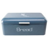 Bread bin / Vintage metal bread box
