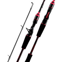 Abu Garcia 198-244cm BMAX M Light Casting Fishing Rod