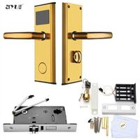 RFID Card Key Hotel Door Lock With Dll SDK For Software Integrate PMS System