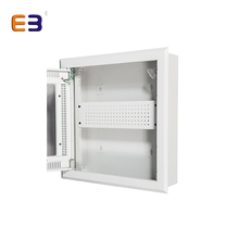 Flush Type <strong>Network</strong> Wall Rack+19 inch+Telecommunication Equipment And <strong>Network</strong> Flush Bonding 12U Rack Cabinet