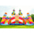 Funworld inflatables game park other amusement park products