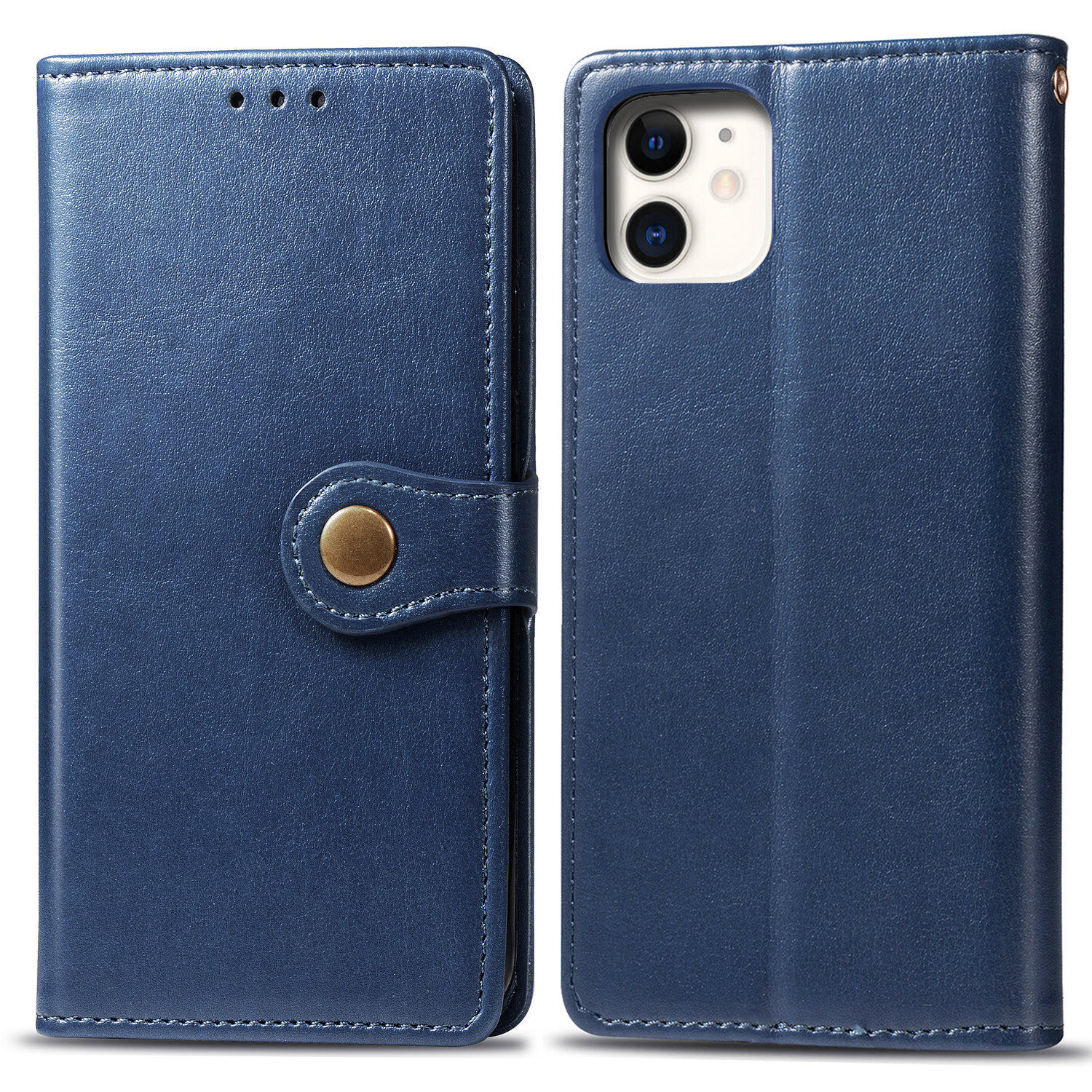 PU Leather Wallet <strong>Phone</strong> Case With Card Slot Cash Pocket Business Wallet <strong>Phone</strong> Case Housing For LG K30 For Motorola E6 Plus