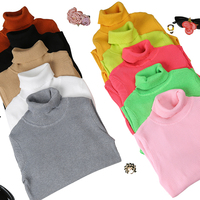 Women Autumn New Turtleneck Sweaters S-4XL Oversized Pullover Pink Pull Femme Sexy Jumper Fashion Knitted Sweater 10 Colors