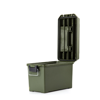 New design custom hard plastic bullet tool box case ammo can