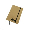 Custom Recycled Kraft Notebook A5 Hardcover Notebook