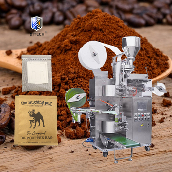 Multifunctional automatic drip coffee powder bag packing packaging machine