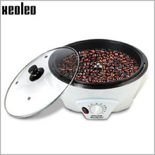 XEOLEO 800g Electric <strong>Coffee</strong> roaster Automatic <strong>Coffee</strong> <strong>Bean</strong> Baker 1200W <strong>Coffee</strong> baking machine suitable for Peanut <strong>Bean</strong> Roaster