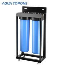 AGUA TOPONE 2 stages standing 10inch filter water <strong>systems</strong>
