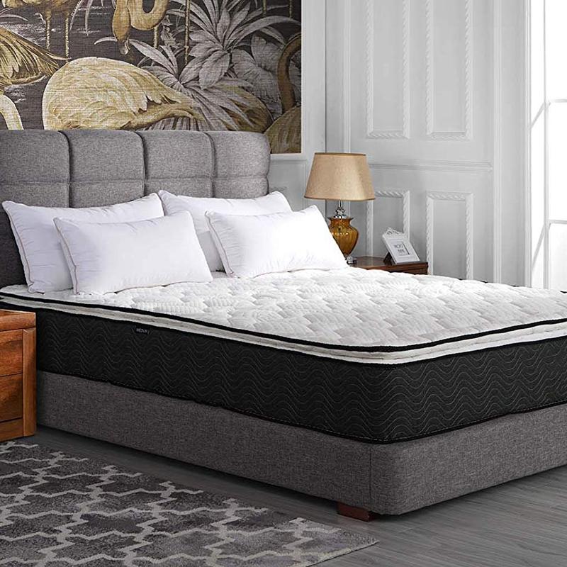 Box Spring Sale Hot Modern Hotel Bed Pocket Coil Spring Mattress - Jozy Mattress | Jozy.net