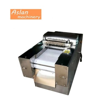 lamb chop cube cutter/diced chicken beef cube cutting machine/Mutton Dices pigskin cutting machine