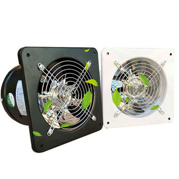 4/6/7/8/10/12/14/16'' High Speed Industrial Iron Exhaust Fan Ventilation Extractor Kitchen Bathroom Wall mounted Exhaust Fan