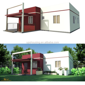 New architecture plan houses prefabricated homes modern office warehouse foam cement panel steel structure buildings