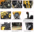 RWYL71/71B 4.2 tons of  Ride-on Hydraulic Vibratory Roller