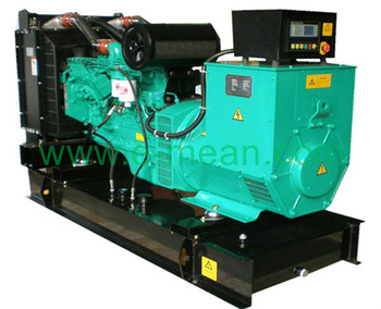 marine 25kva diesel generator using for fishing boat with Open type