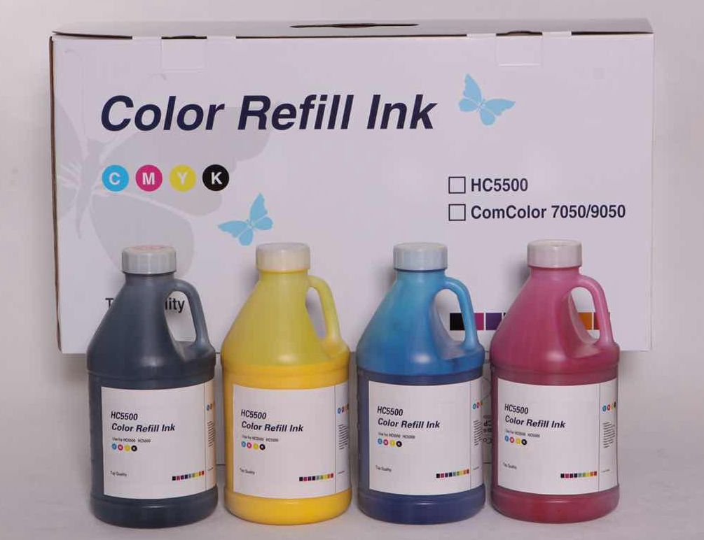 Compatible Color ink for use in risos 7050 9050R S-6308G S-6309G S-6310G S-6311G print ink