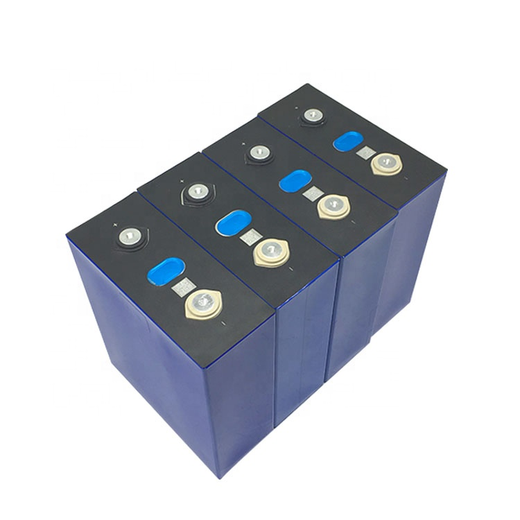 4PCS Lifepo4 Rechargeable 3.2V 280Ah li-ion Lithium <strong>Battery</strong> for Solar System for EV