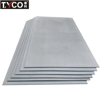 20 mm lightweight cement coated insulation board building material