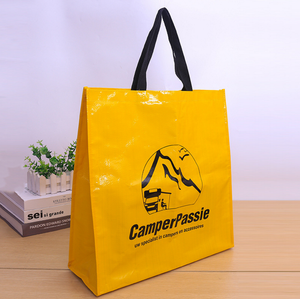 Wholesale Cheap PP Woven Shopping Tote Bag
