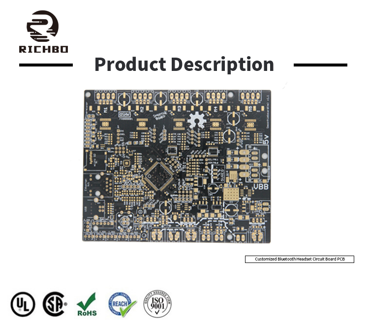Smart Electronics Custom-made Multilayer OEM/ODM PCB/PCBA, cell phone circuit board
