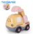 Cartoon Voice Control Pat Kids Toys Mini Cars