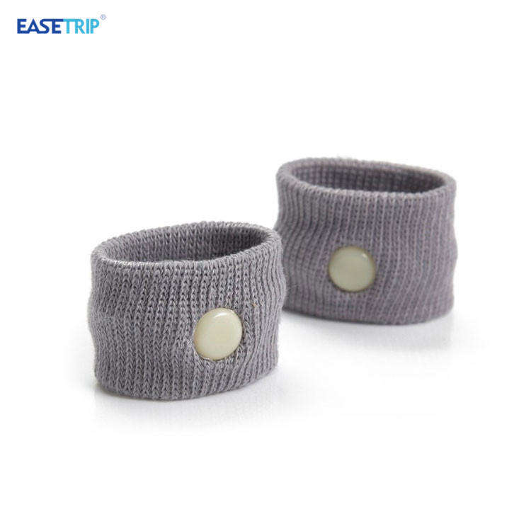 New Travel Prevent Motion Sickness Wristband Car Motion Sick Eco Friendly Sickness Wristband