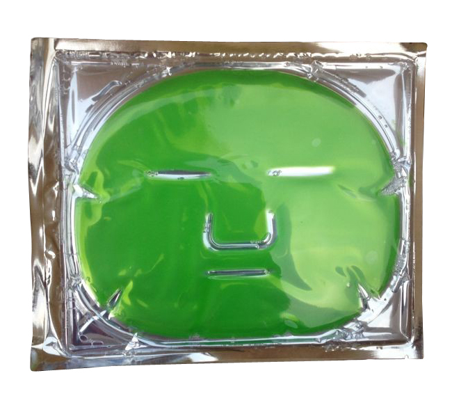 Moisturizing Oil Control Vitamin <strong>C</strong> Ingredients Crystal Collagen Cucumber Green Face Mask