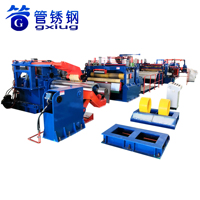 Stainless Steel Coil Precision Slitting Machine Equipment