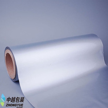 Practical alu foil radiant faced aluminum foil laminated circular woven fabric barrier foil