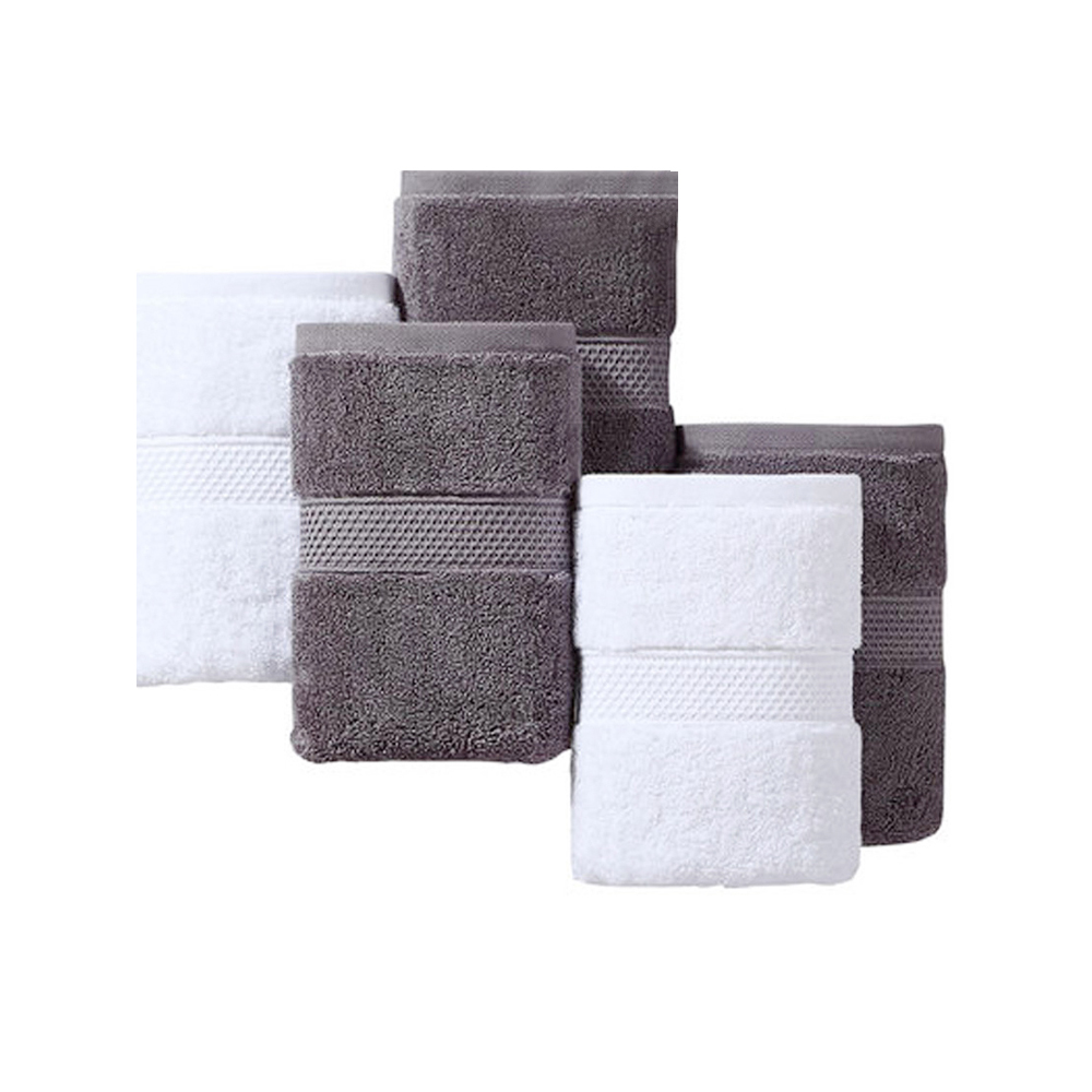 China 100%cotton dobby white bath <strong>towels</strong> for luxury hotel quick dry