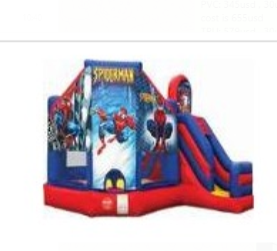Commercial use bouncy castles jumping house for sale