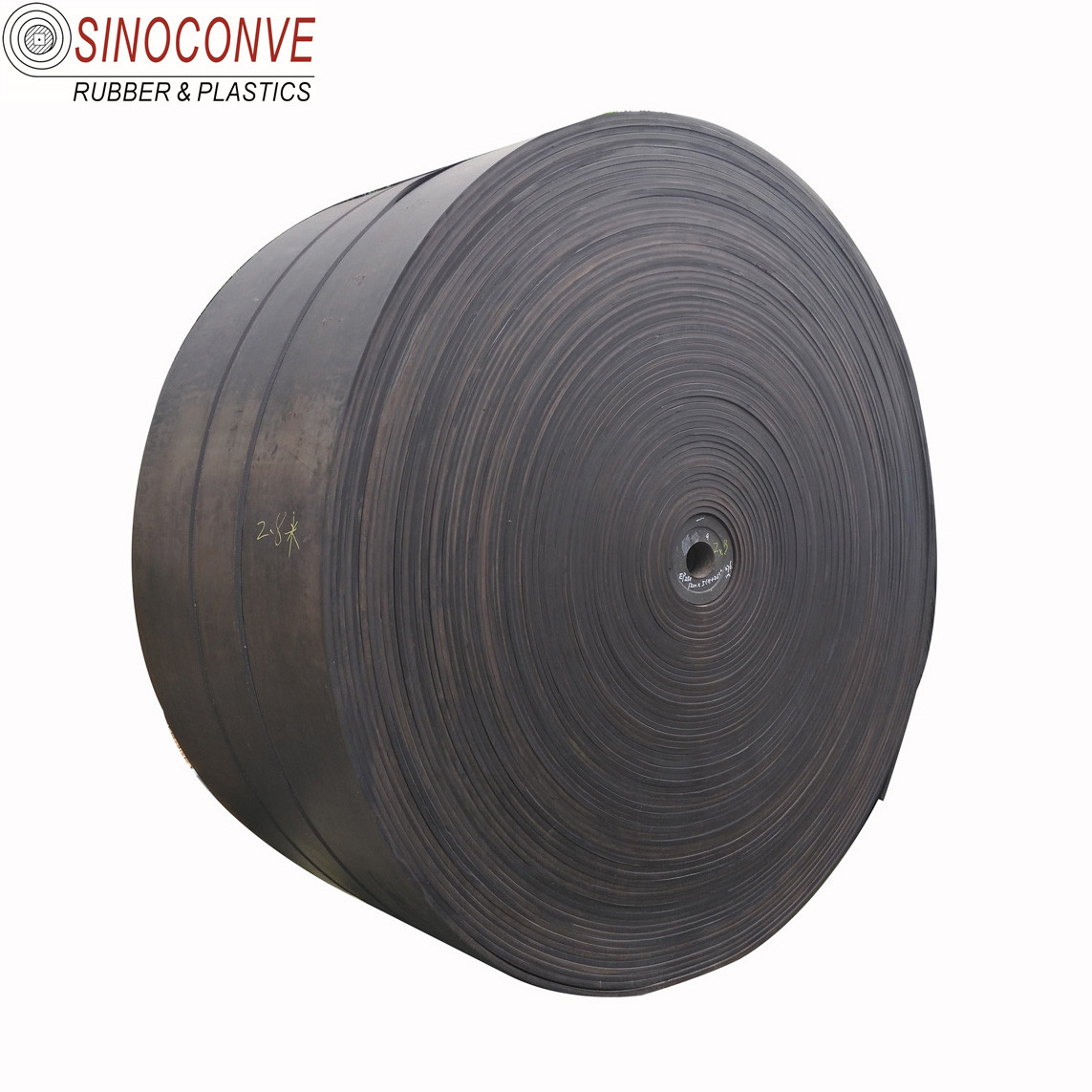 cold abrasion rip resistant textile ply conveyor <strong>belt</strong> circular endless rubber conveyor <strong>belt</strong>