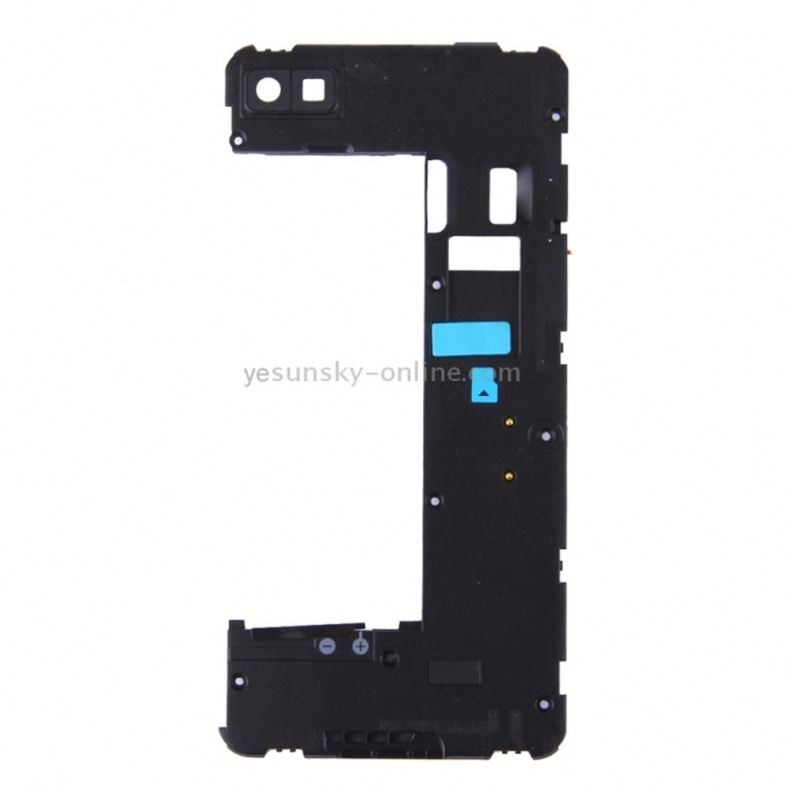 Back Plate Housing Camera Lens Panel for BlackBerry <strong>Z10</strong> (3G Version)