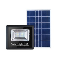 Solar Flood Light Lighting <strong>Moduler</strong> 25 Watt 160lm Luminous White <strong>Led</strong> Power Item with LFP energy Street light 25W Cheap price