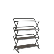 Mayco Other Folding Furniture Shops and Factories 4-<strong>Shelf</strong> Shop Product Display <strong>Shelf</strong>
