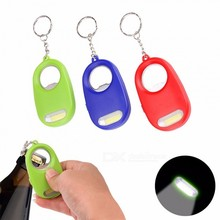2020 New Promotional COB LED Bottle Opener Key Light