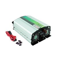 1000w Pure sine wave power inverter with charger for home use high efficiency