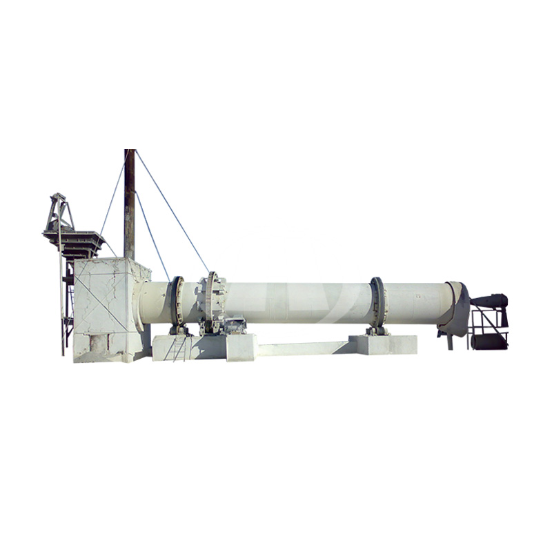 Compound fertilizer rotary drum dryer for drying pasture, corn husk,grain,etc