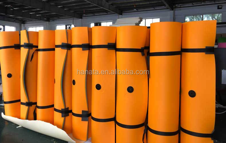 Pool Xpe Floating Carpet Foam Water Mat For Lake
