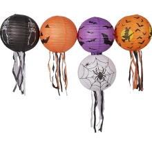 IFG haunted house props hanging halloween festival decorative <strong>paper</strong> lantern