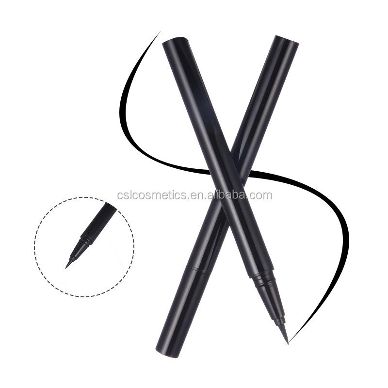Best Quality No Logo Long Lasting liquid eyeliner waterproof Liquid Eyeliner Private Label Liquid Eyeliner Pen