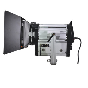 LED Fresnel Light TV Studio Spot Light with Fresnel Filter DMX-1500WS