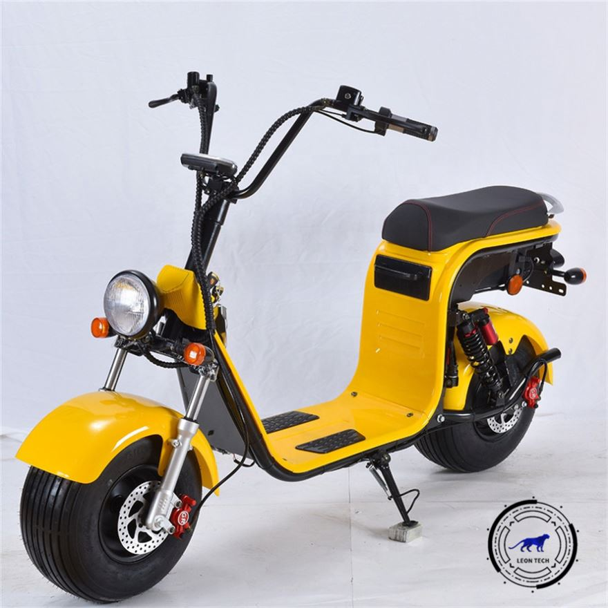 Hotsale CE Approval 2000W Citycoco 2 Wheel Mobility City Electric Scooter 2000 <strong>W</strong> With Removable CP-1