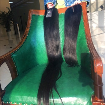 100% Cuticle Aligned Raw Virgin Brazilian Human Hair Weave