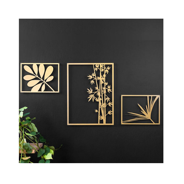 Laser Cut Metal <strong>Decoration</strong> Livingroom Bedroom Hotel Metal Sculpture Colorful Metal Wall Art <strong>Decoration</strong>