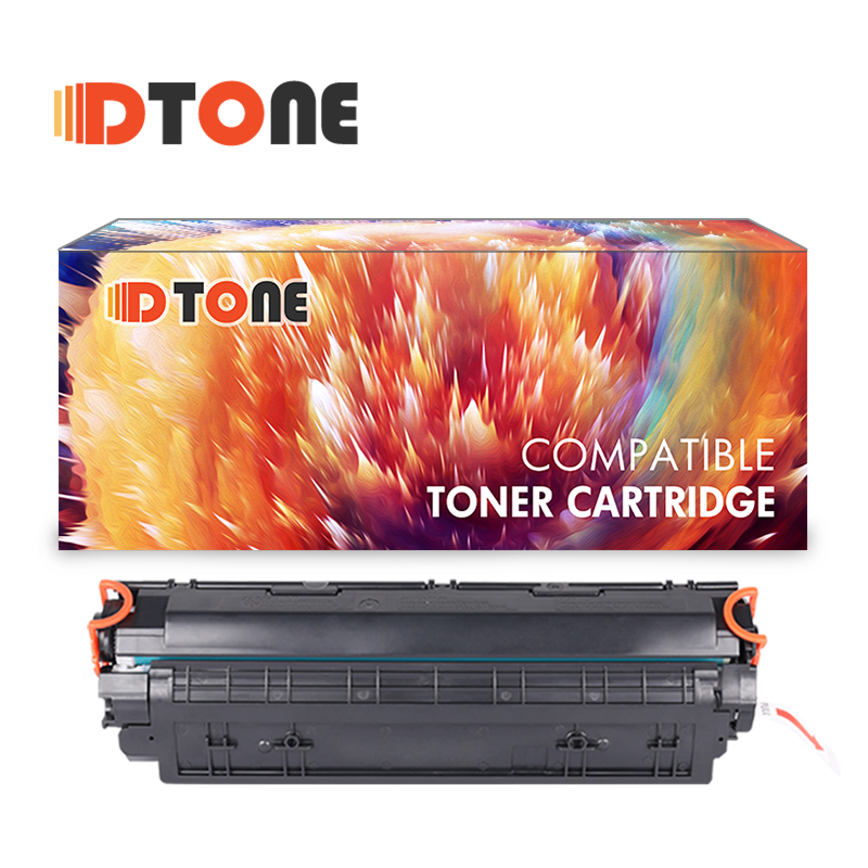 CB435A 35A Compatible <strong>Toner</strong> Cartridge CB435A for HP LaserJet Pro <strong>P1005</strong> P1006 P1007 Series